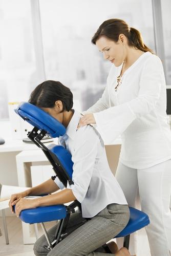 shiatsu sur chaise ou massage assis en entreprise besancon